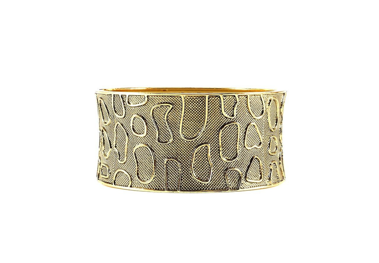porte bracelet métal
